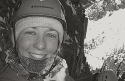Tori Barnett Climbing for Life